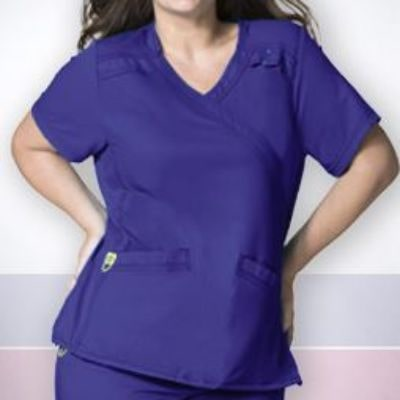 Plus Size Scrubs