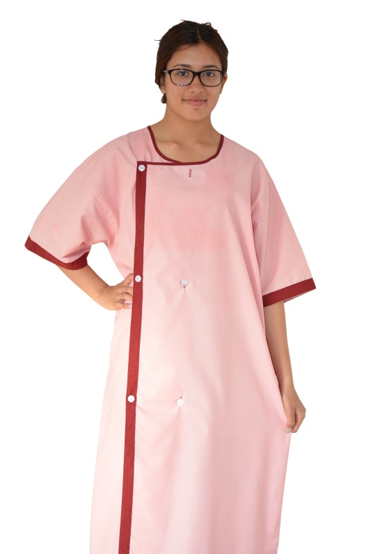 Exam Gown-F01